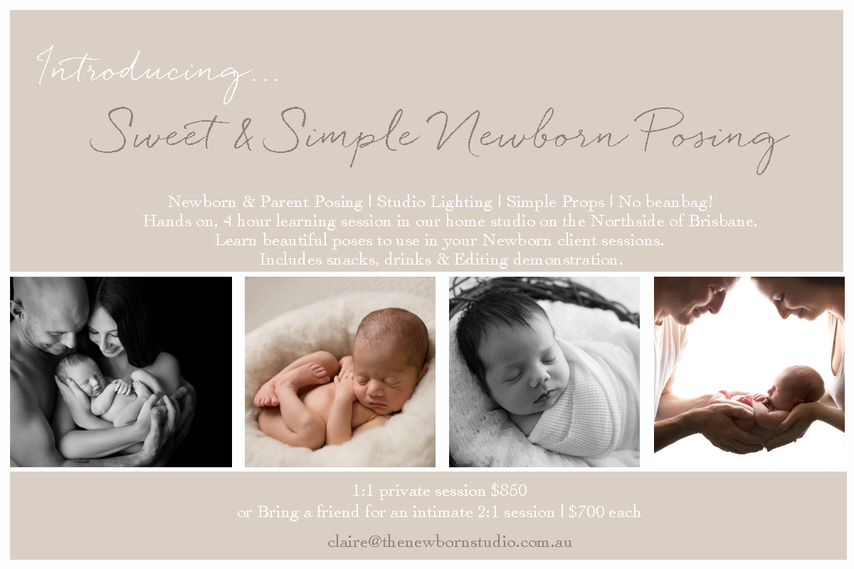 Newborn workshop photographers