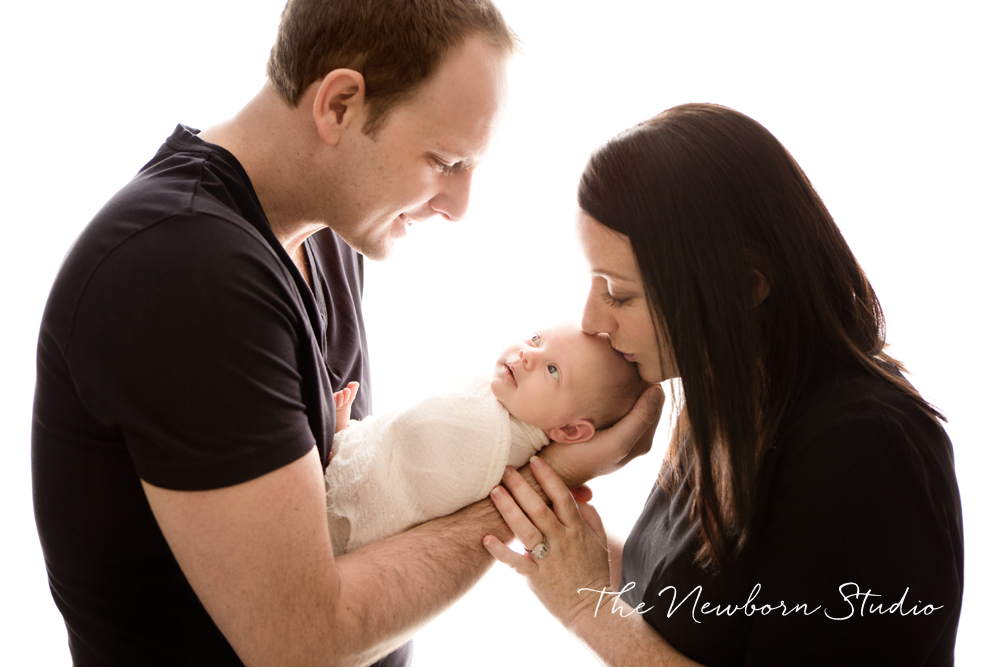 newborn baby girl brisbane photographer