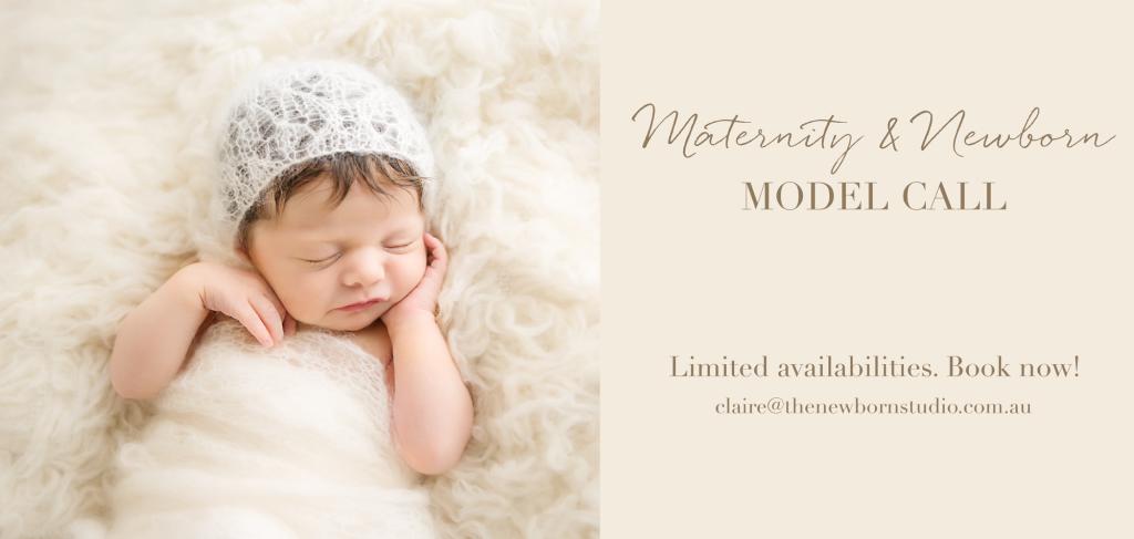 newborn maternity baby