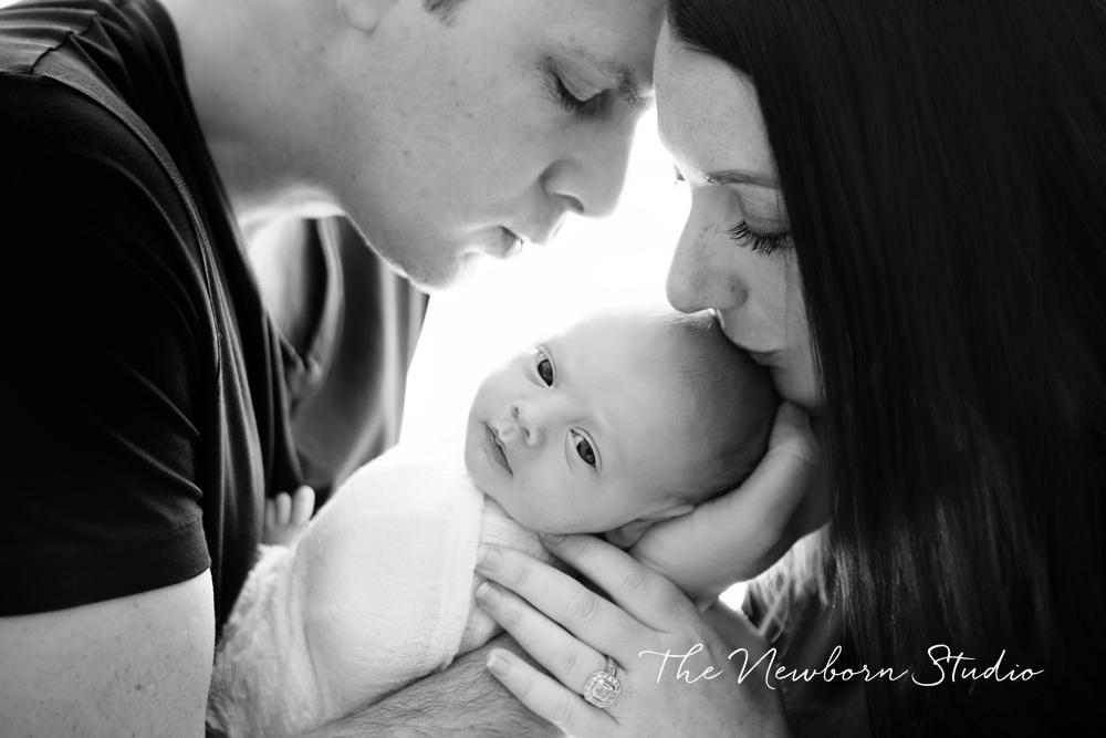 newborn baby parents