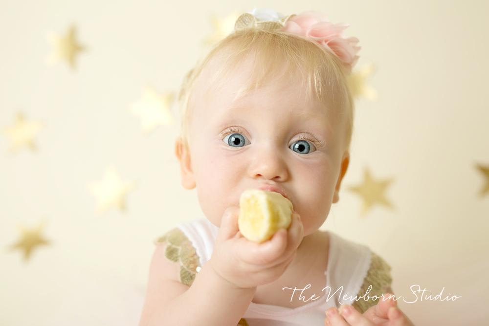 baby girl fruit