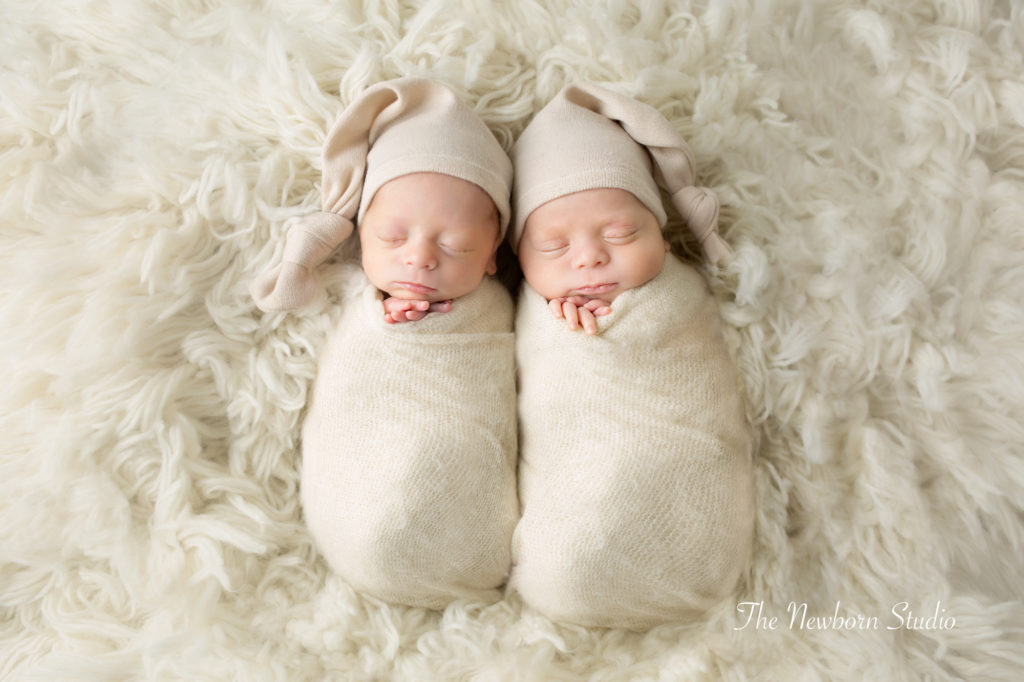 newborn baby boy twins
