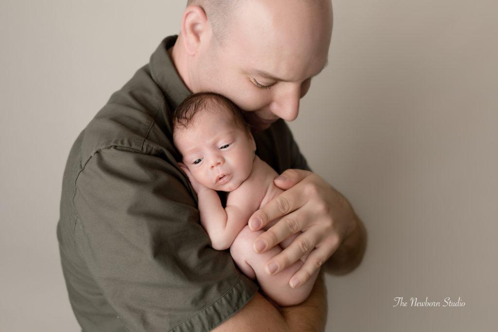baby boy dad studio